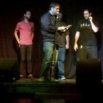 winning MO Poetry Slam tie breaker moment